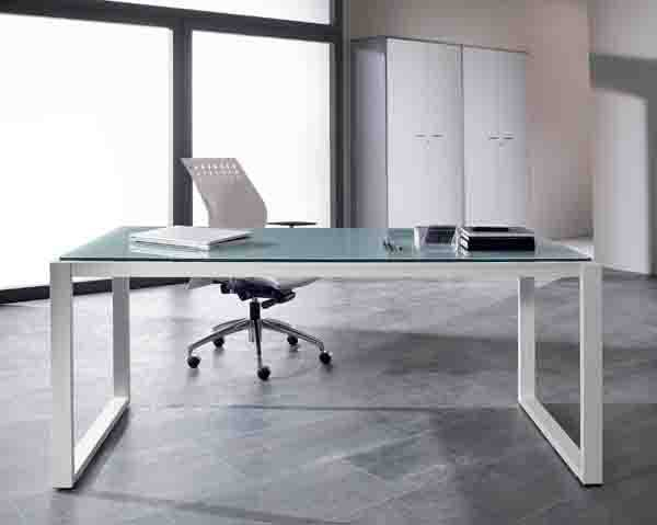 Bureau de direction o.pop glass burostock