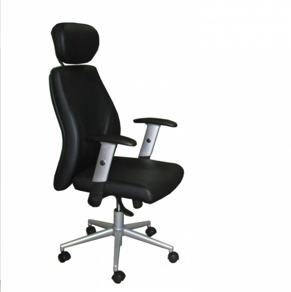 Fauteuil direction simili cuir 327