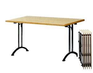 Tables de r�union Pliante